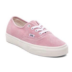 Vans Authentic Sneaker in Prism Pink